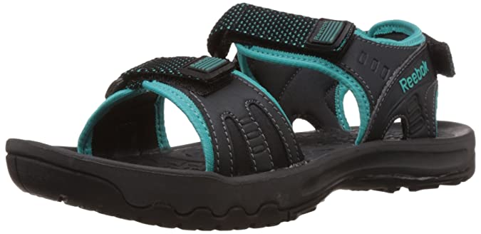Reebok Women's Adventure Serpant Fashion Sandals Women's Fashion Sandals at amazon