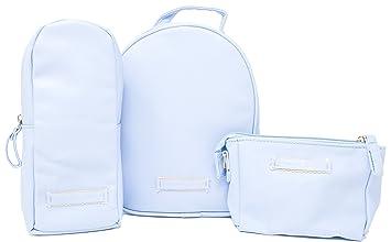 Bolsa para comida bebe, Guarda biberones, Guarda chupetes bebe, Porta biberones, Porta chupetes (Azul): Amazon.es: Bebé