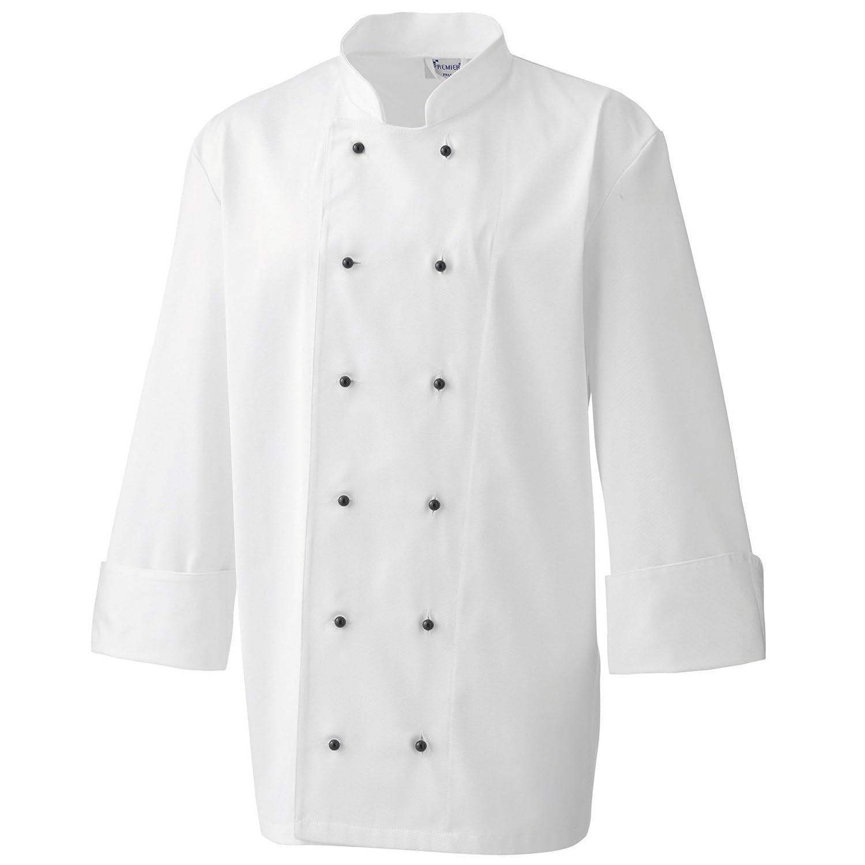 Premier - Bottoni Automatici per Giacca da Chef (12 pezzi) UTRW1116_4