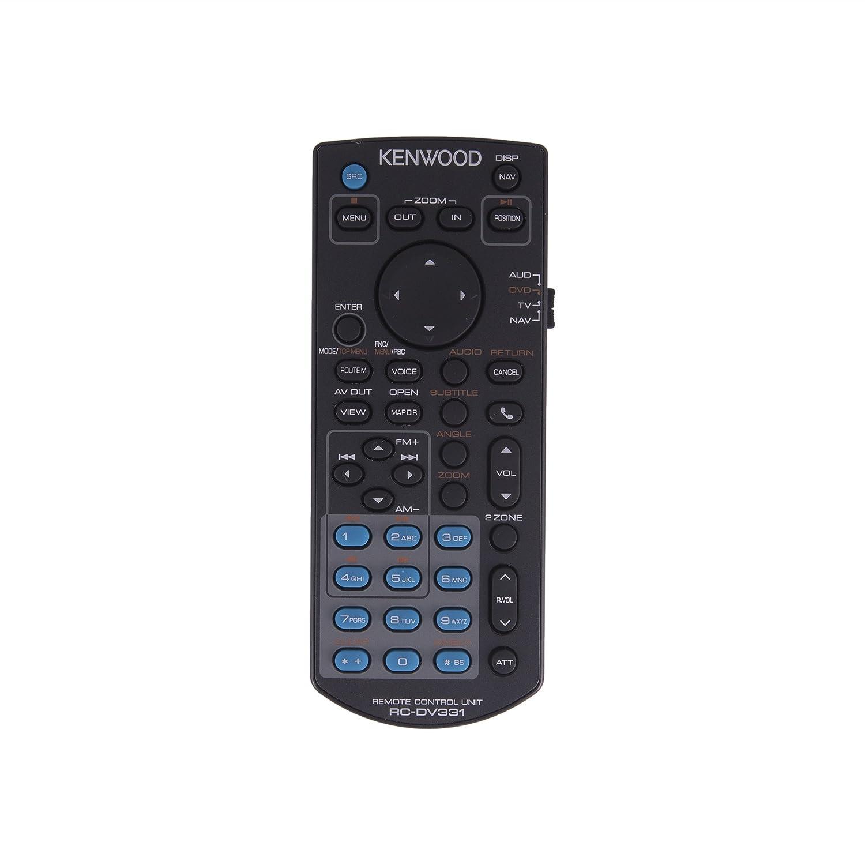 Kenwood DNX-692 DNX-893S DNX-994S DNX-9960 DNX-9980HD DNX-9990HD KVT-7012BT OEM Genuine Remote Control KENWOOD CORP