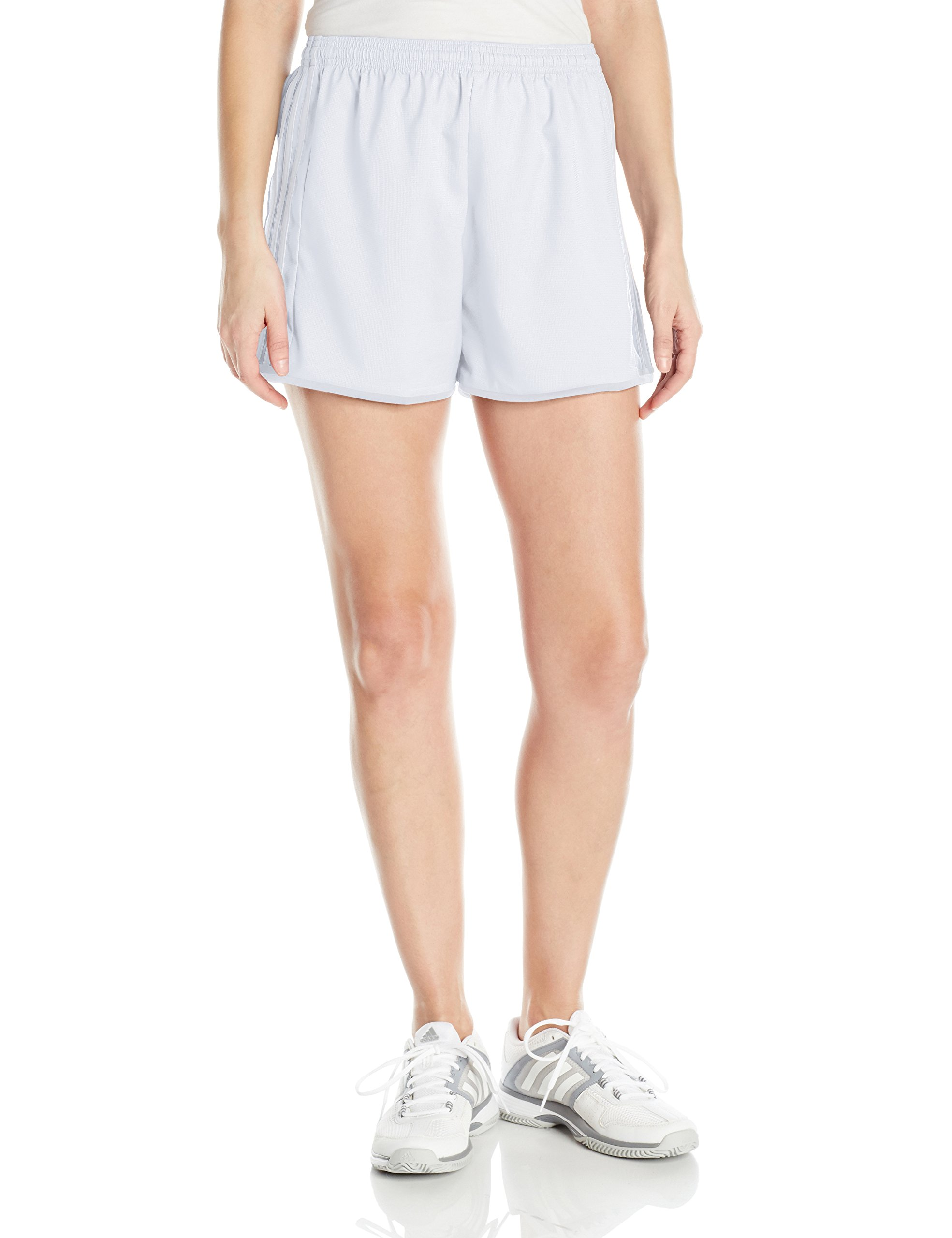 adidas Women's Soccer Condivo 16 Shorts, White/White, Medium