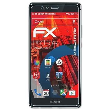Atfolix 3x Displayschutzfolie Für Huawei P9 Max Schutzfolie Fx-antireflex-hd Verkaufspreis Bildschirmschutzfolien Handys & Kommunikation