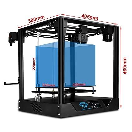 Impresora 3D de dos árboles Sapphire PRO de alta precisión CoreXY ...