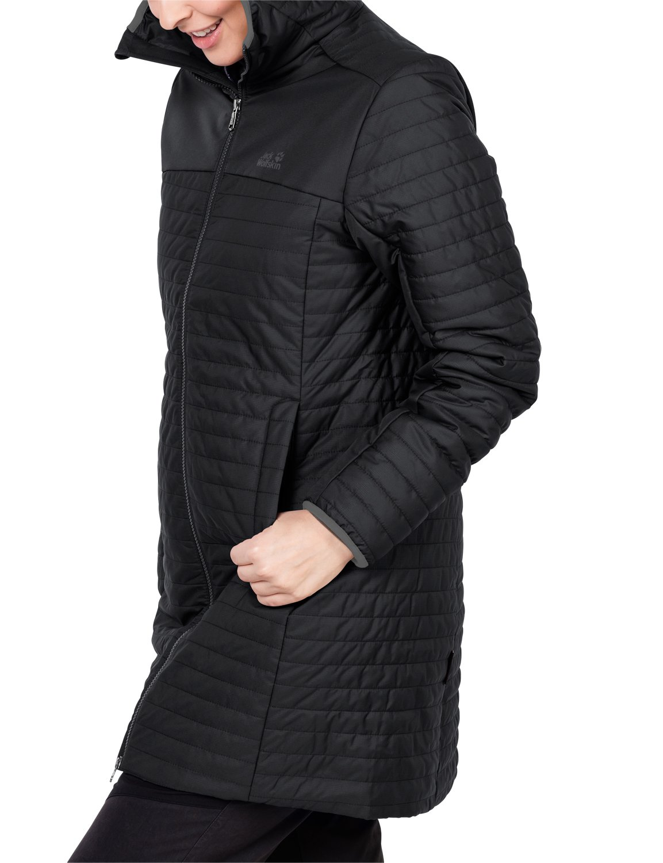 Jack Wolfskin Womens Clarenville Coat