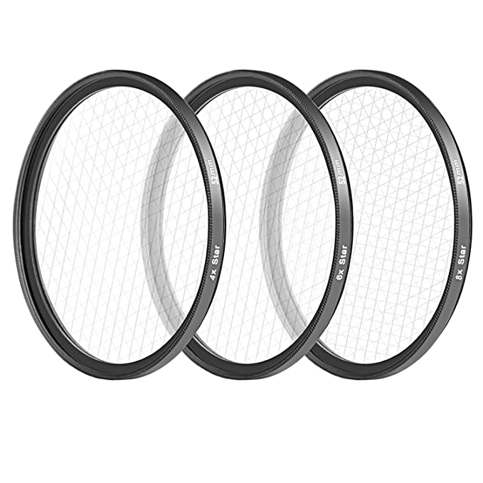 Review Neewer 52MM 3 Pieces