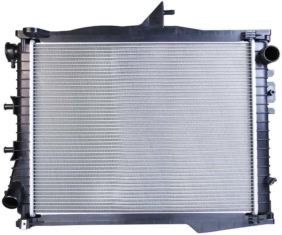 Auto Shack RK1078 Aluminum Radiator