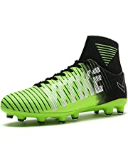 ASHION Men s Football Boots Fg Trainers Competition Shoes Professional  Sneaker 19d2a9b95aad