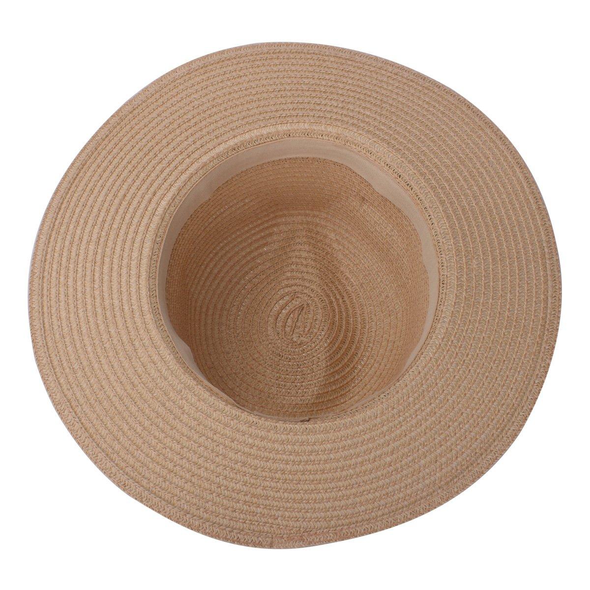 Floppy paja Sombrero de sol 623d158ac05