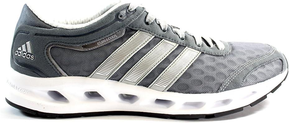 vacunación Pensativo Sentirse mal  Amazon.com: adidas Climacool Solution Hombre Zapatillas de running, Gris,  12 D(M) US: Shoes