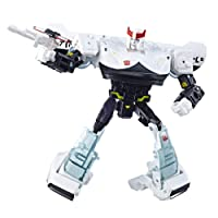 Transformers Toys Generations War for Cybertron Deluxe Wfc-S23 Prowl Action Figure...