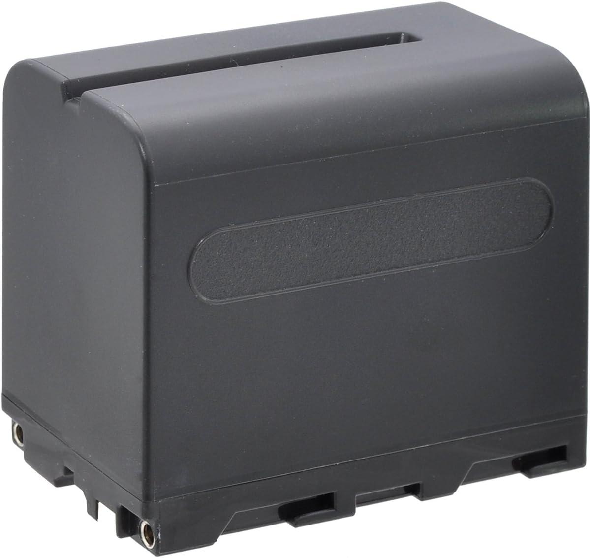 Xit XTNPF975 7800mAh Lithium Ion Replacement Battery for Sony NPF975 (Black)