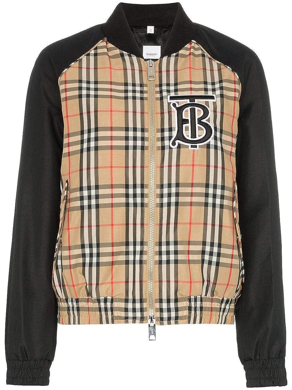 Burberry Luxury Fashion Mujer 8011533 Beige Cazadora | Otoño ...