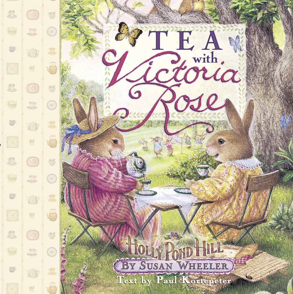 Tea With Victoria Rose Holly Pond Hill Paul Kortepeter Susan
