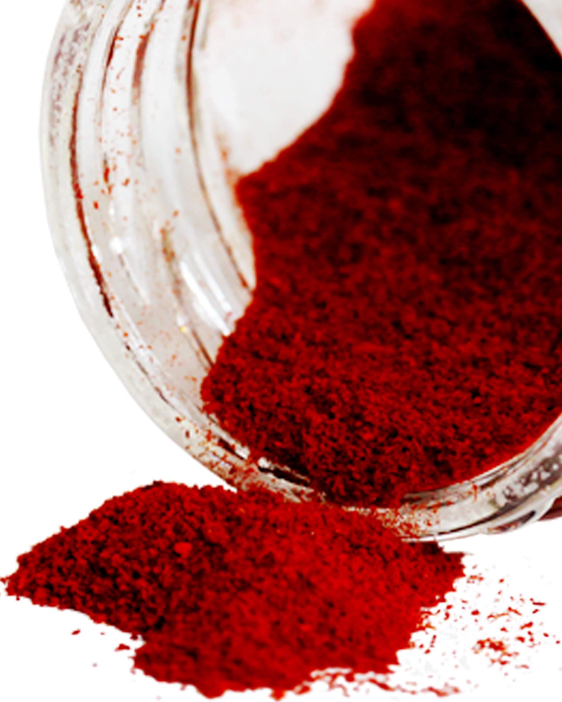 Exir Saffron Powdered (10-grams) - Sprinkle Herb and Spice Seasoning by EXIR (Image #2)