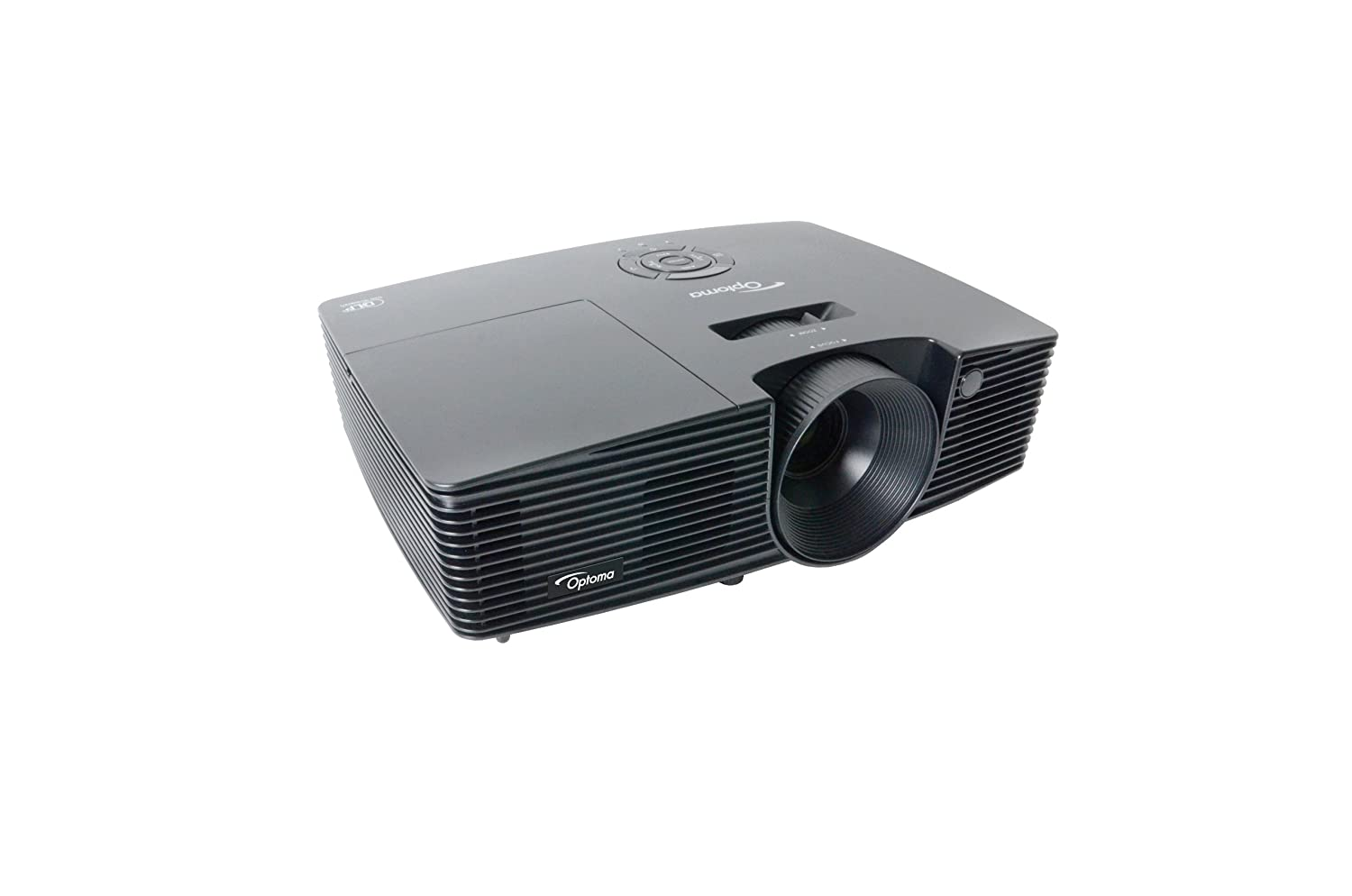 Optoma S310E - Videoproyector (3200 lúmenes, 800 x 600p, 120 Hz, 20000:1), color negro