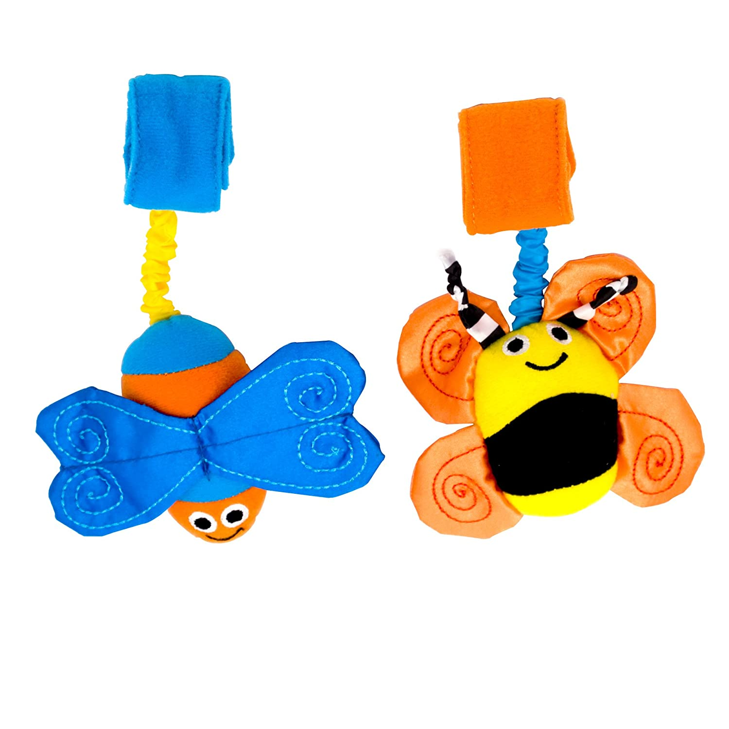 Sassy Bugs On Board 2 Pack 80055 AMBabyTodd0633