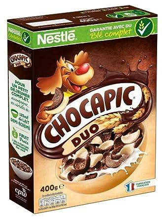 Nestlé Céréales Chocapic Duo: Amazon fr: Epicerie