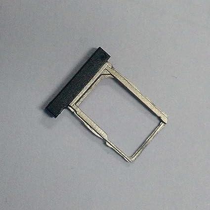 Amazon.com: dogxiong Negro Nano Micro Tarjeta SIM bandeja ...