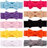 Qandsweet Baby Girl's Headbands and Bows Hair Accessories