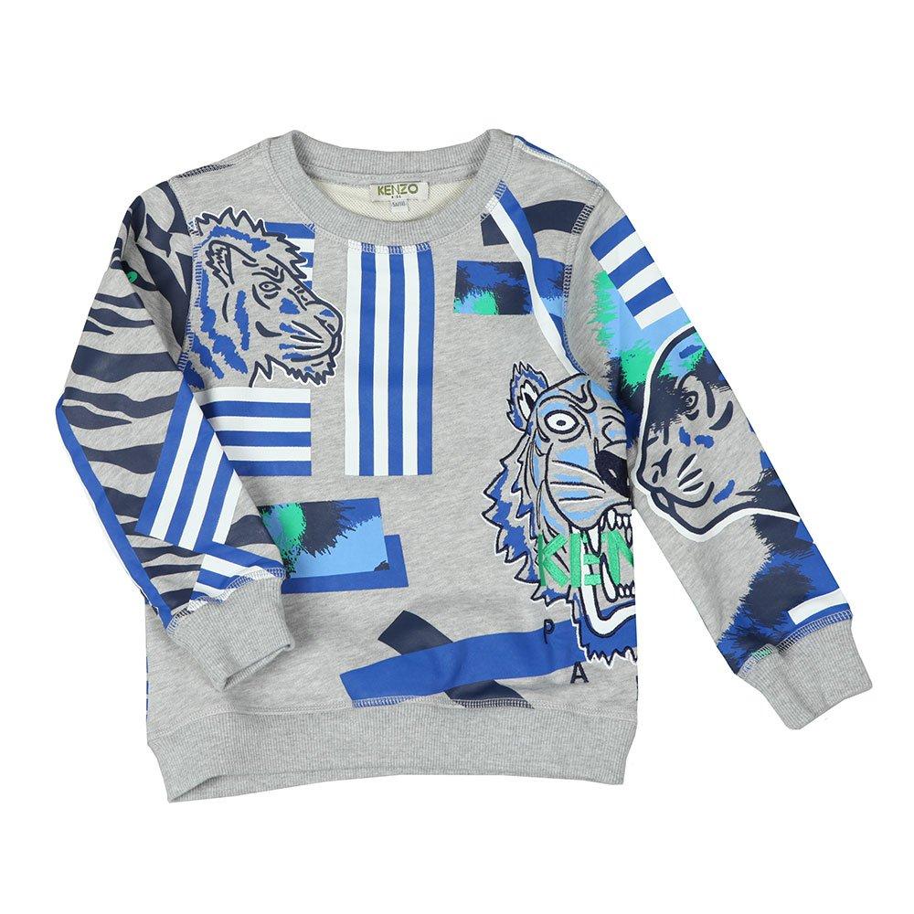 Kenzo Kids Tiger Sweatshirt (12Y)