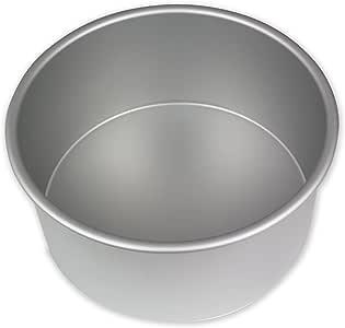 PME Professional Aluminum Baking Pan Round 7 x 4, Standard