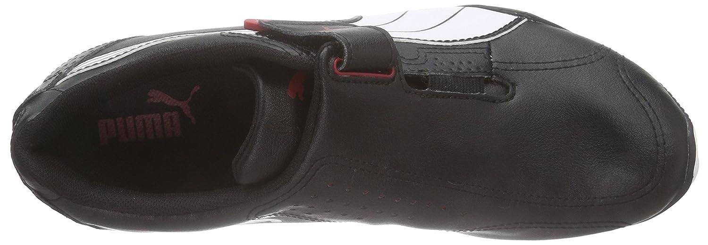 Zapatillas Unisex Adulto Puma Redon Move-Black-White-High Risk Red