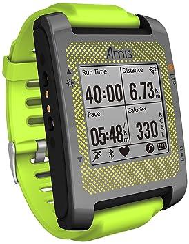 Bryton Amis S630R - Reloj GPS multideporte con pack triatlón, color verde: Amazon.es: Deportes y aire libre