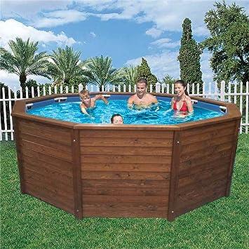 piscine bois k2o
