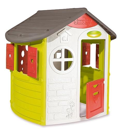 343 opinioni per Smoby 7600310263- Casetta Jura Lodge
