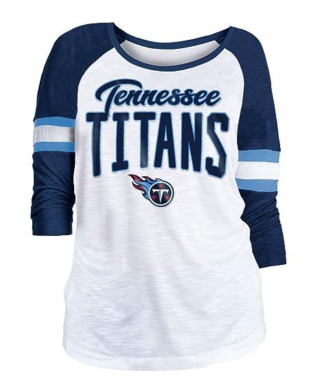 Amazon.com   New Era Tennessee Titans Women s NFL Punt Dual Blend 3 ... a3ba1f8ed