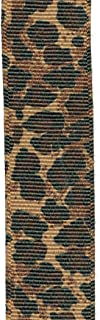 product image for Offray 256220 Wildcat Animal Print Craft Ribbon, 1-1/2-Inch Wide by 10-Yard Spool, Camel