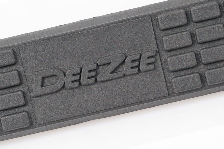 Dee Zee DZ370231 3 Round UltraBlack Nerf Steps