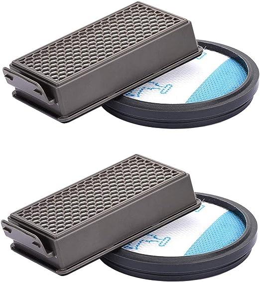 INTVN Kit de Filtro de Espuma,Filtro HEPA para Rowenta,filtros ...