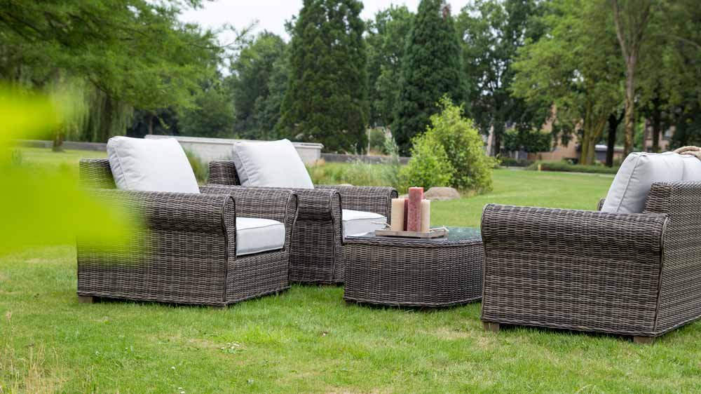 loungeset loungem bel gartenlounge gartenloungem bel rattanlounge gartensitzgruppe. Black Bedroom Furniture Sets. Home Design Ideas