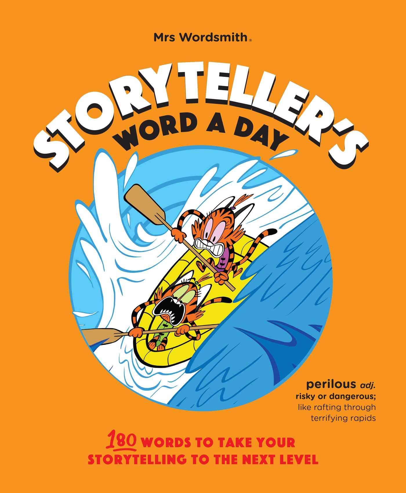 Storyteller's Word a Day: Amazon co uk: Mrs Wordsmith: Books