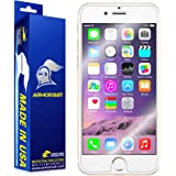 "ArmorSuit Apple iPhone 6/6S (4.7"") Screen Protector [Case Friendly] MilitaryShield Case Friendly Screen Protector Compatible with iPhone 6/6S (4.7"") - HD Clear Anti-Bubble"
