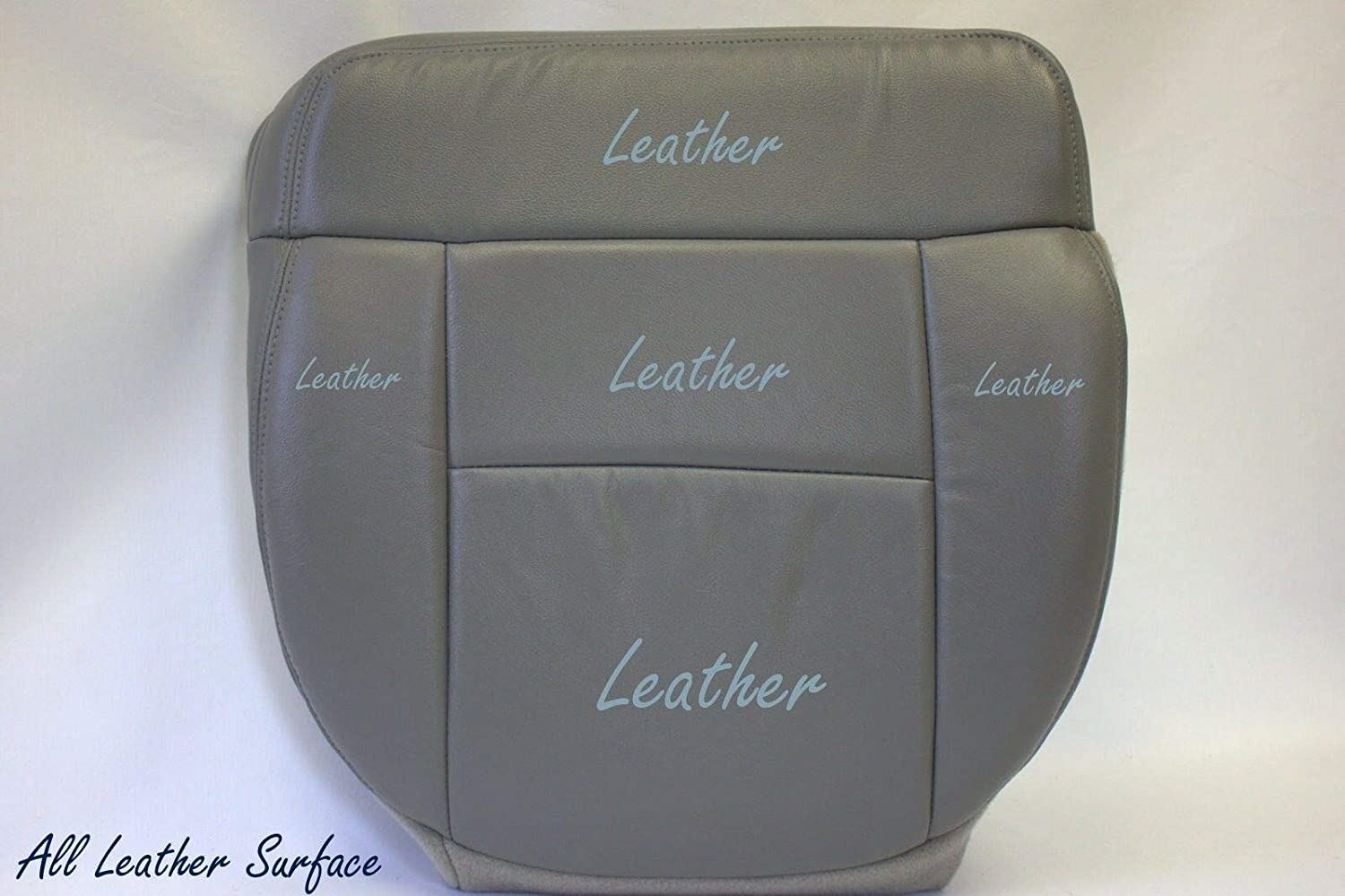2004 2005 2006 2007 2008 Fits Ford F-150 FX2 Driver Bottom Leather Seat Cover Gray
