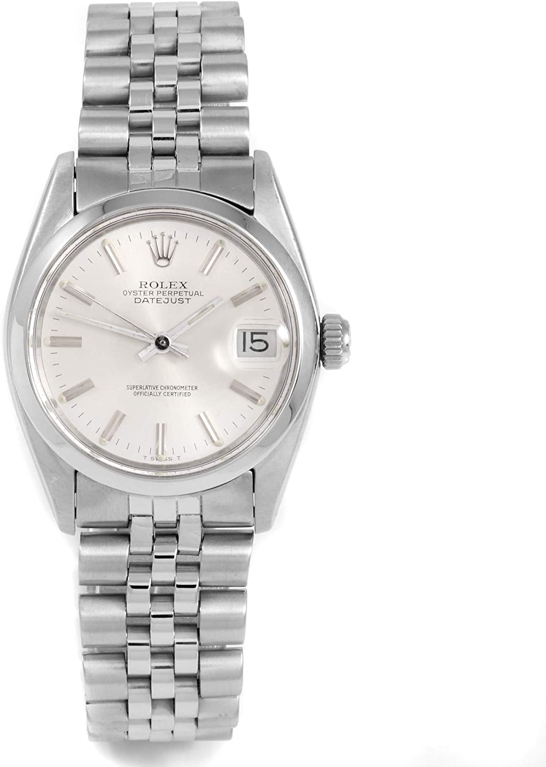 Image of Certified Pre-Owned Rolex Automatic-self-Wind Female Watch 6824 (Certified Pre-Owned)