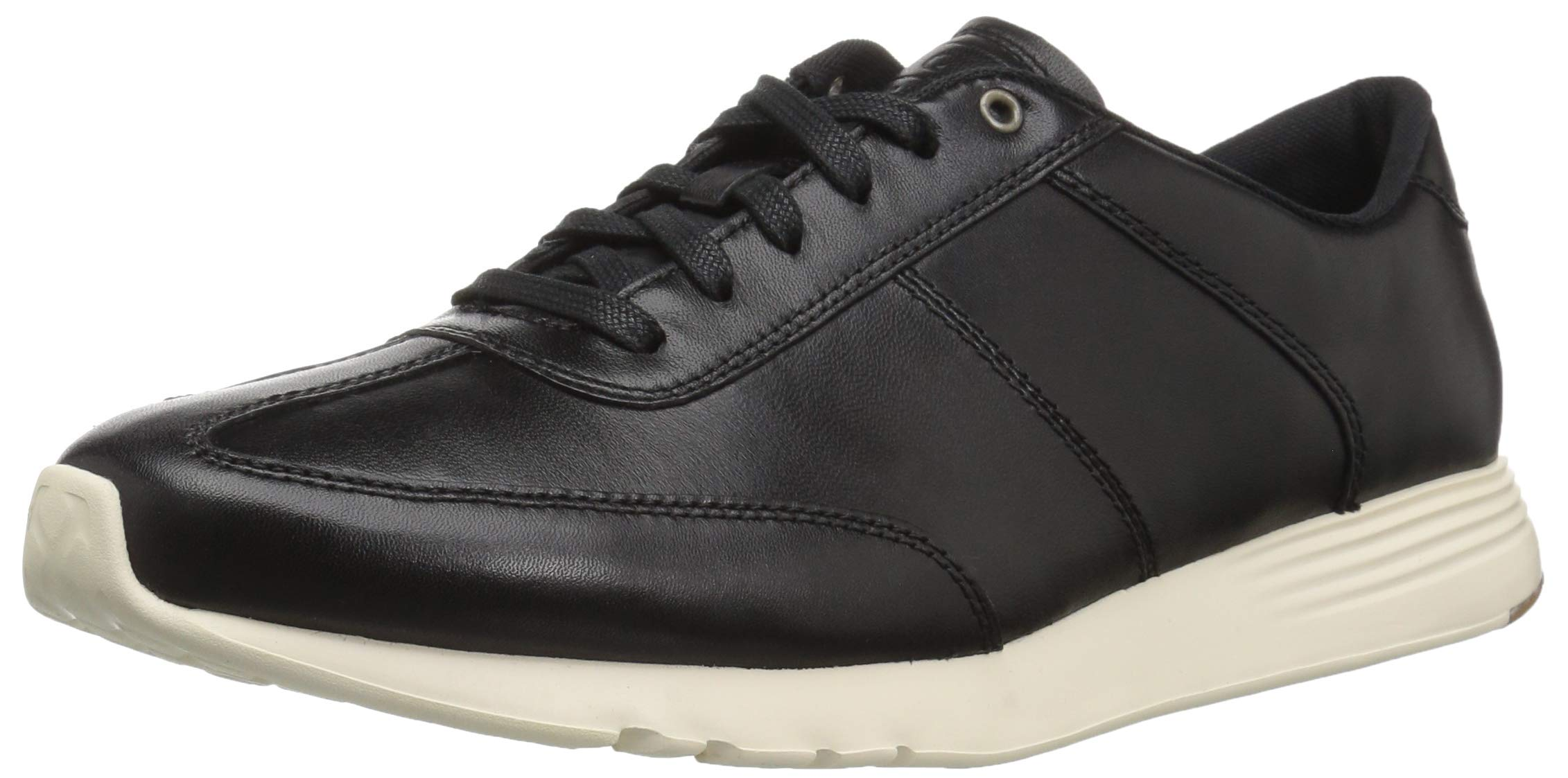 4d4c05d30091e Galleon - Cole Haan Men's Grand Crosscourt Runner Sneaker, Black Burnished  Leather, 11 M US