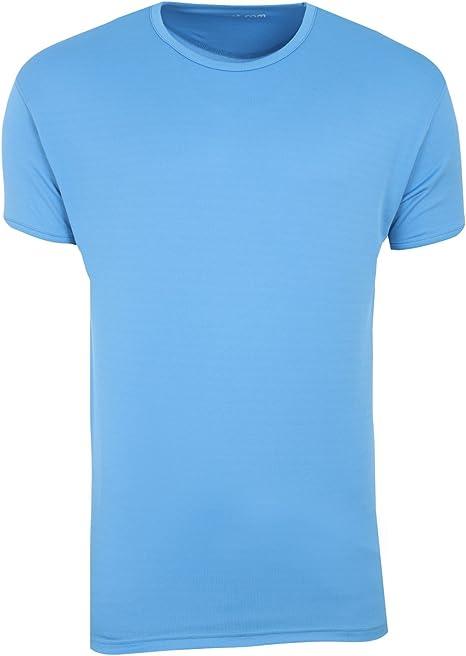 lesswet Cool Dri-Fit Max – Camiseta Camisa Hombre Deporte de ...