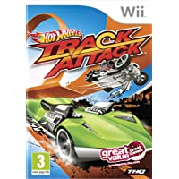 NINTENDO WII HOT WHEELS TRACK ATTACK