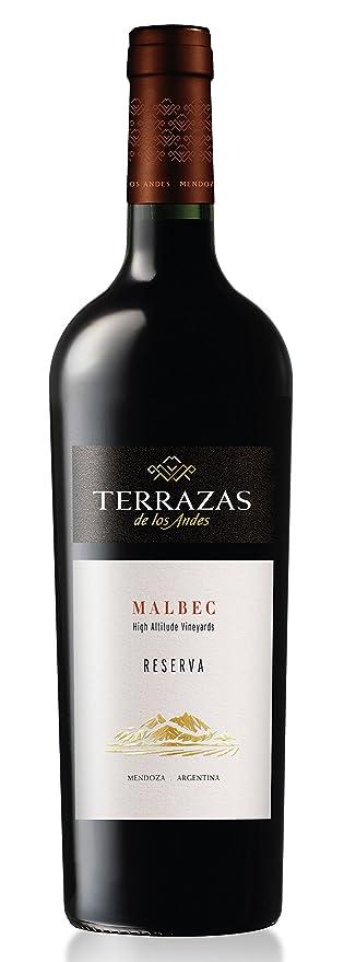 Terrazas Reserva Malbec 2007 Wine 75cl Amazon Co Uk Grocery