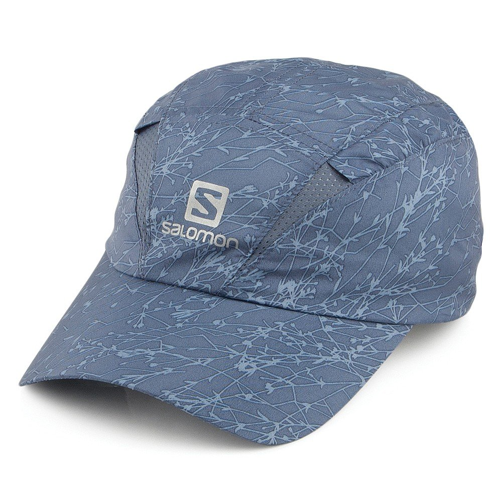 Salomon XA sombreros gorra de béisbol - Greystone Morado Greystone ...