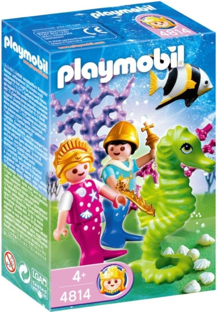 Petite Sir/ène avec Prince 4814 Playmobil Figurine