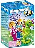 Playmobil - Mar Sirenita Con Príncipe (4814)