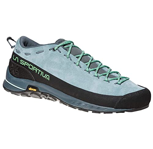 La Sportiva TX2 Leather Woman, Zapatillas de Senderismo para Mujer, (Stone Blue/