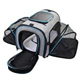 Siivton Airline Approved Pet Carrier, Soft Sided
