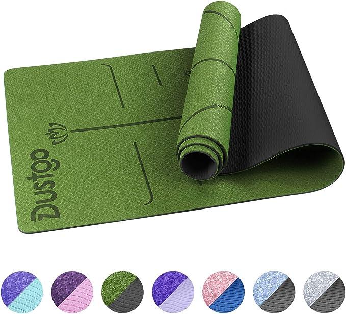 85 - Esterilla de yoga TPE Dustgo