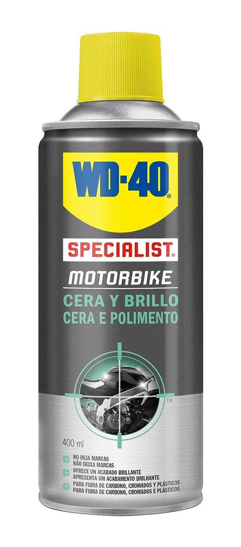 WD-40 Specialist Motorbike - Cera y Brillo- Spray 400ml