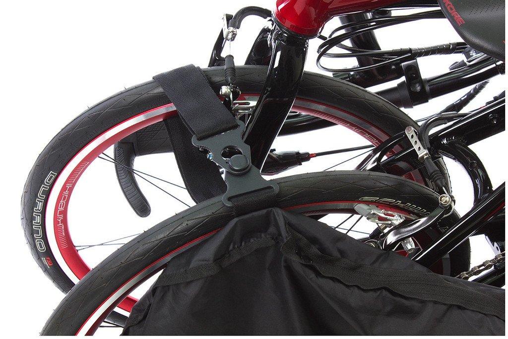 Tern - Bolsa de transporte para bicicletas plegables: Amazon.es: Deportes y aire libre